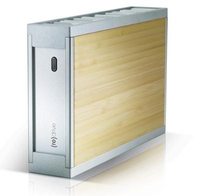 SimpleTech [re]drive R500U - Eco-friendly External Hard drive