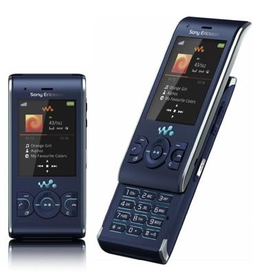 Sony Ericsson W595 Walkman Slider