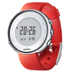 Suunto Lumi Watch does Weather Forecast