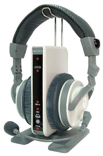 Turtle Beach Ear Force X4 Wireless Xbox 360 Headphones