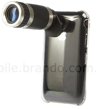 Apple iPhone 3G Telescope