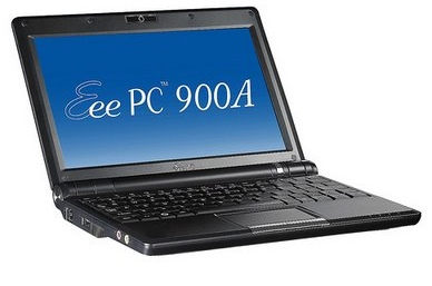 Asus Eee PC 900A Mini Notebook