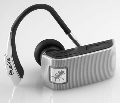 BlueAnt Wireless V1 Voice Controlled Bluetooth Headset