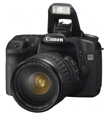 Canon EOS 50D Digital SLR Camera