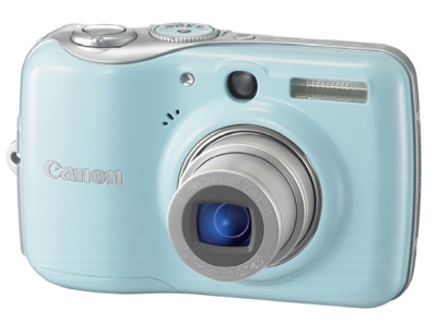 Canon PowerShot E1 digital camera