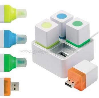 High Dexx USB Flash Drive/Highligher