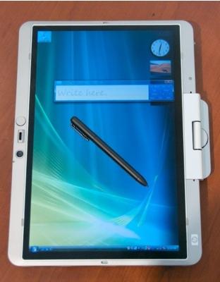 HP EliteBook 2730p Business Tablet PC