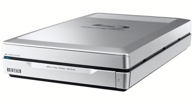 I-O Data BRD-UXP8 External Blu-ray Burner
