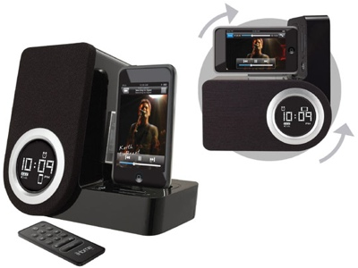 iHome iH41 iPod Alarm Clock Radio