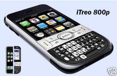 iTreo 800p on eBay