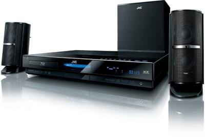 JVC Sophisti NX-BD3 Blu-ray HTIB system
