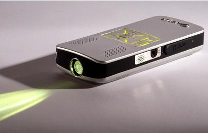 Mint V10 Pocket Projector - The World's Smallest