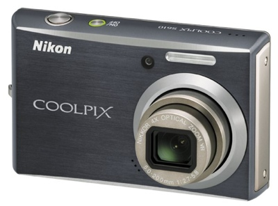 Nikon CoolPix S610 and S610c Ultra Compact Cameras