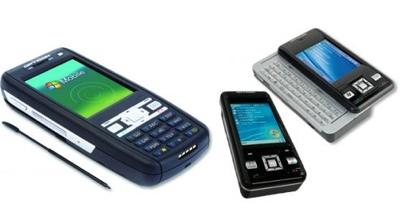 Opticon H16 and H19 Smartphones