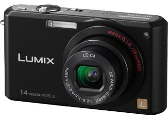 Panasonic Lumix DMC-FX180 Point-and-Shoot Camera