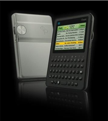 Peek - Handheld email device