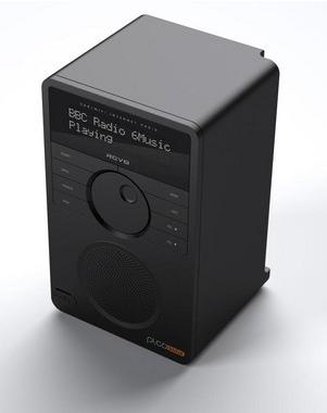 Revo Pico RadioStation DAB/DAB+/Wi-Fi Radio