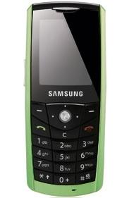 Samsung E200 Eco Corn-based Phone