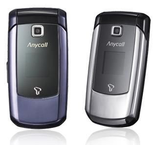 Samsung SCH-W460 Clamshell Phone