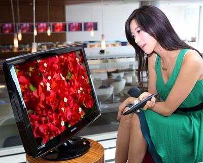 Samsung SyncMaster T - LCD HDTV/Monitor