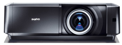 Sanyo PLV-Z60 720p LCD Projector