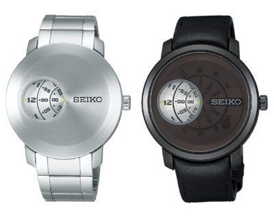 Seiko Moving Design Collection DISCUS Watch