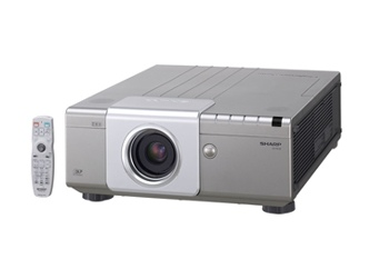 Sharp XG-P610X 6000 Lumens DLP Projector