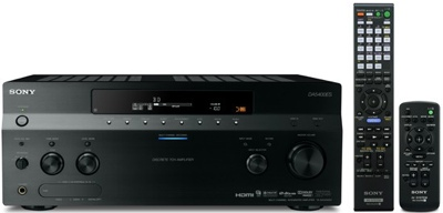 Sony TA-DA5400ES and TA-DA3400ES AV Receivers
