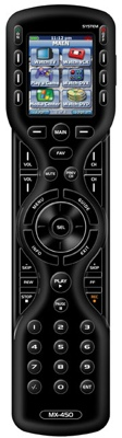 URC MX-450 Universal Remote Control