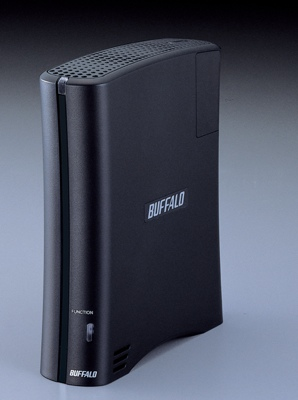 Buffalo LS-CL series iPhone 3G Friendly NAS
