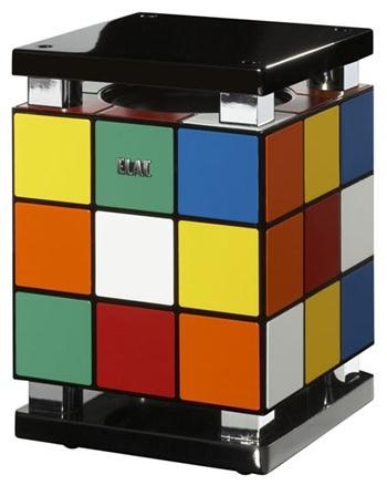 Elac MicroSub 2010 BT Rubik Cube Subwoofer