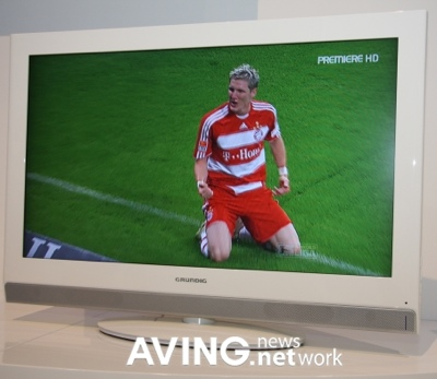 GRUNDIG Vision 6 LCD TV is Eco-Friendly