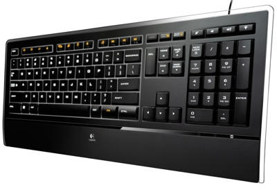 Logitech diNovo Keyboard for Notebooks