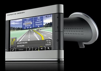 Porsche Design P'9611 GPS Navigation System
