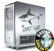 Scan 3XS Great White Gaming PC is damn expensive