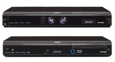 Sharp AQUOS BD-HP50U and BD-HP21U Blu-ray Players