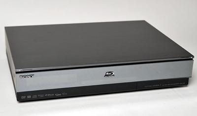 Sony BDZ-X100 Blu-ray Recorder with CREAS Upscaling