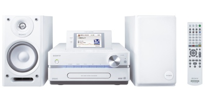 Sony NAS-M700HD and NAS-D500HD NAS Audio System