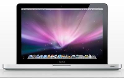 Apple MacBook aluminum (late-2008)