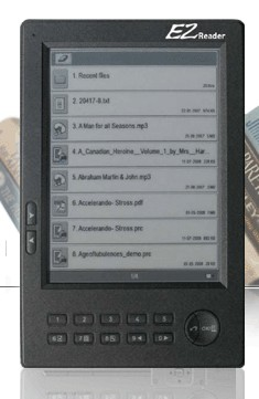 Astak EZ Reader eBook Reader