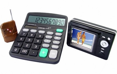 Chinavasion CVSD-627 Spy calculator
