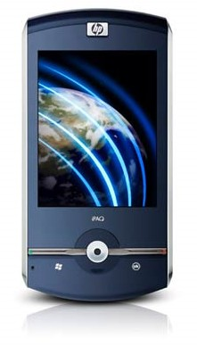 HP iPAQ Data Messenger PDA Phone