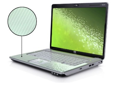 HP Pavilion dv4t Special edition notebook