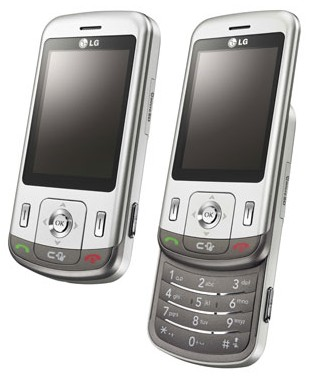 LG KC780 8MPix Phone