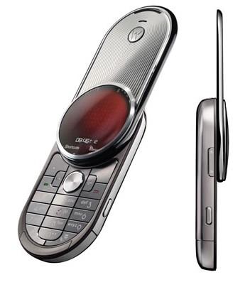 Motorola AURA Luxury phone