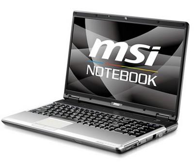 MSI VR630 Notebook PC