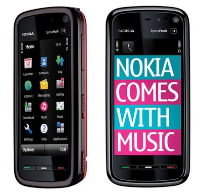 Nokia 5800 XpressMusic Touch Phone