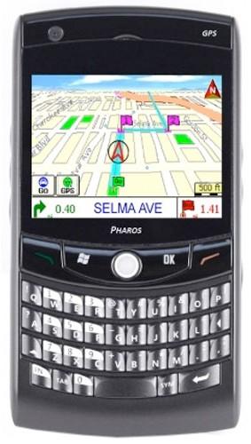 Pharos Traveller 127 GPS Smartphone