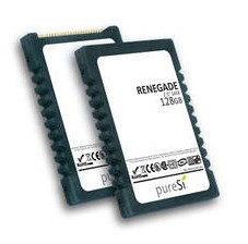 pureSilicon Renegade Series Secure, Ruggedized SSD