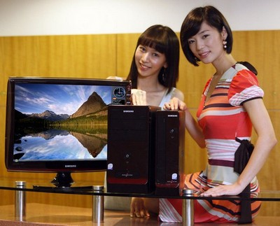 Samsung MV100 and MZ100 eco-friendly Desktops